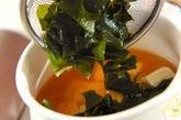 豆腐と塩ワカメのスープの作り方2