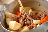 ジャガイモの甘辛煮の作り方1