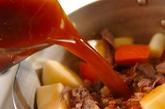 ジャガイモの甘辛煮の作り方2
