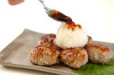 レンコンの肉団子の作り方3