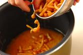 ナメコの炊き込みご飯の作り方3