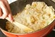 クスクス炒め&白いスープの作り方1