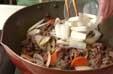 春キャベツの炒めものの作り方1