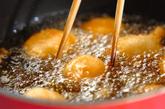 ホタテの天ぷらの作り方2