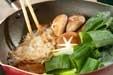 すき焼き風ステーキの作り方3