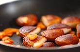 さつま揚げのおろし煮の作り方1
