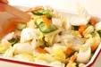 白菜の即席漬けの作り方3