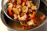 鶏肉の洋風炊き込みご飯の作り方2