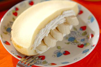 簡単バナナケーキ