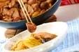 鶏肉のすき焼き風煮物の作り方3