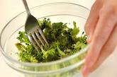 マッシュブロッコリーのサラダの作り方2