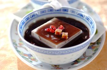 あったか豆腐デザート