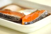 鮭の照り焼きの作り方1