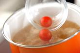 トマトと肉団子のスープの作り方2