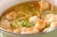 麸のかき玉汁の作り方2