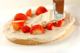 Veganデコレーションケーキの作り方7