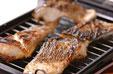 魚の塩焼きの作り方2