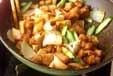 豚肉のカレー甘酢あんの作り方5