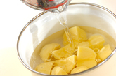 ニンニク風味の粉ふきイモの作り方2