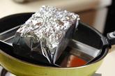 チキンのペタンコ焼きの作り方1