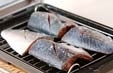 サバの塩焼きの作り方2