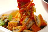 白身魚のフライ甘酢あんの作り方3
