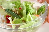 海鮮サラダの作り方2