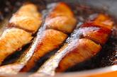 シイラの照り焼きの作り方2