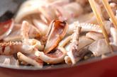 イカのショウガ炒めの作り方2