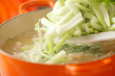 ポークボウルのスープの作り方4
