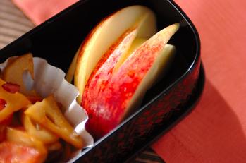 リンゴうさぎ