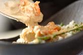 たまごクリーム丼の作り方4
