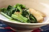 青菜のサッと煮