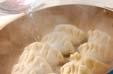 たっぷりお肉の餃子の作り方6