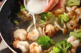 プリプリエビの中華炒めの作り方3