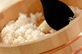 刻みウナギの混ぜ寿司の作り方2
