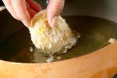鶏そぼろコロッケの作り方3