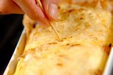 ホタテとシメジのキッシュの作り方3