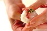 手まり寿司の作り方4