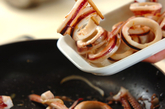 イカスミスパゲティーの作り方3