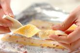 桜スティックパイの作り方2