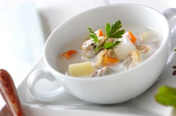ミルクスープ