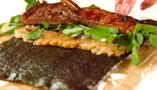 ステーキ巻き寿司の作り方4