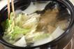 鶏鍋の作り方6