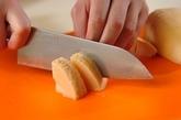 タケノコの土佐煮の下準備1