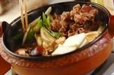 関東風すき焼きの作り方2