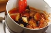 鶏唐揚げのケチャップ和えの作り方2