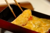 辛子明太子の卵焼きの作り方2