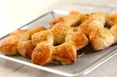 夏の星形パンの作り方9