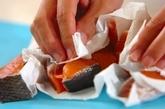 ひとくち鮭フライの作り方1